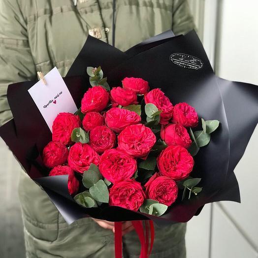 Рэд Пиаоно: букеты цветов на заказ Flowwow
