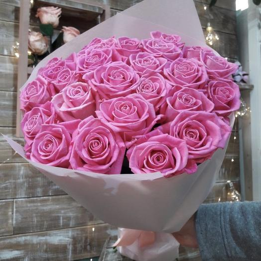 25 роз Аква