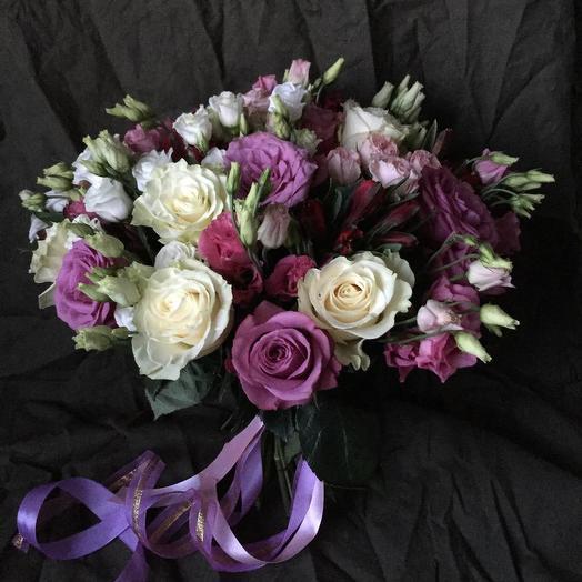 Королева роз: букеты цветов на заказ Flowwow