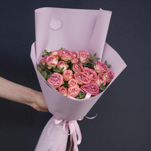 Букет-комплимент: Шоколад: букеты цветов на заказ Flowwow