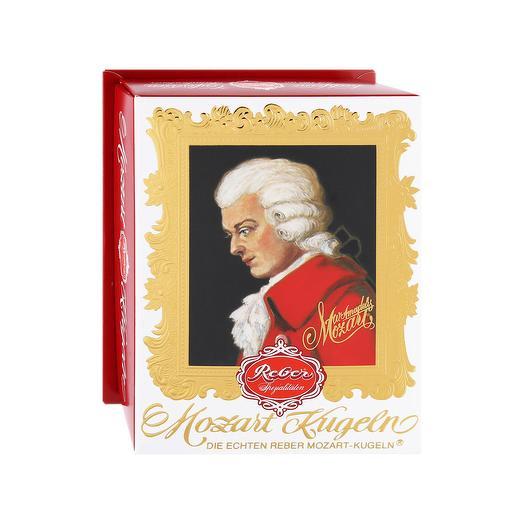 "Корфеты шоколадные ""Mozart Kugeln"" 120 гр: букеты цветов на заказ Flowwow"