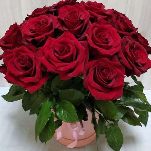 Бордовый горизонт: букеты цветов на заказ Flowwow
