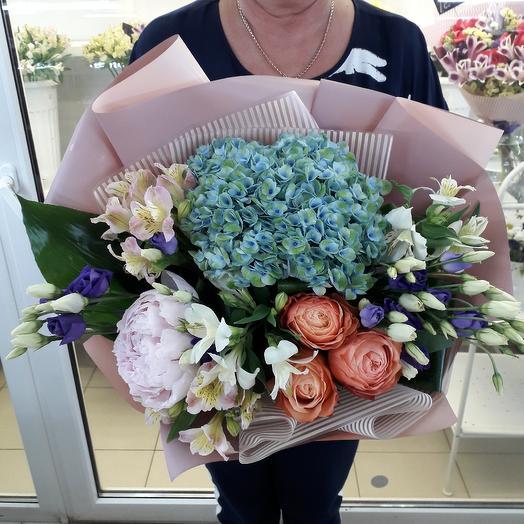 Красота для Вас: букеты цветов на заказ Flowwow