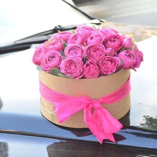 Рой роз: букеты цветов на заказ Flowwow