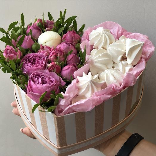 Глория: букеты цветов на заказ Flowwow