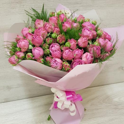 Само совершенство: букеты цветов на заказ Flowwow