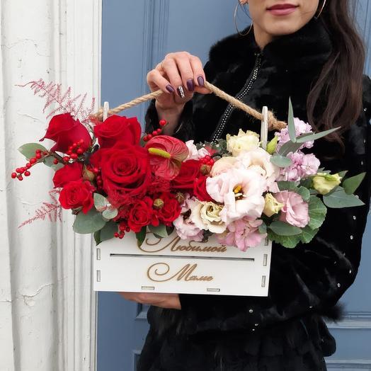 Маме 3: букеты цветов на заказ Flowwow
