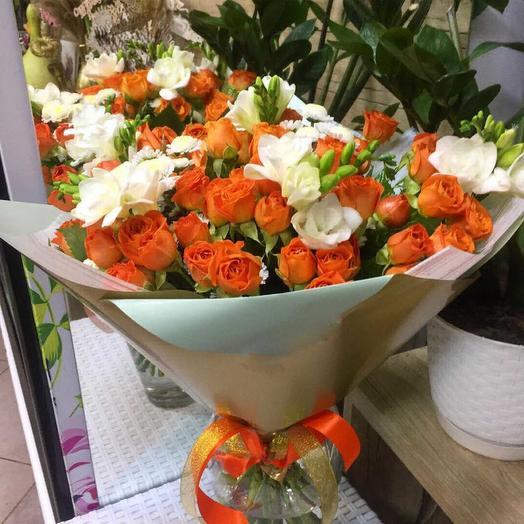 Есения: букеты цветов на заказ Flowwow