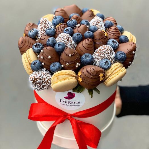 Шоколадный фраппе: букеты цветов на заказ Flowwow
