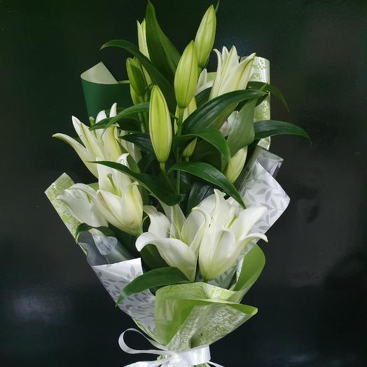Букет 260: букеты цветов на заказ Flowwow