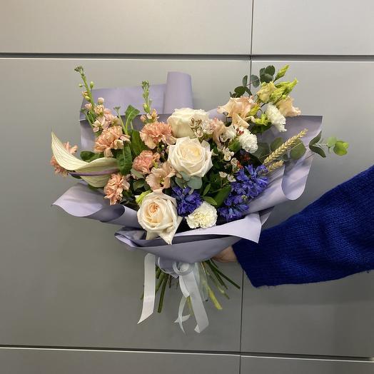 Букет «Изабелла»: букеты цветов на заказ Flowwow