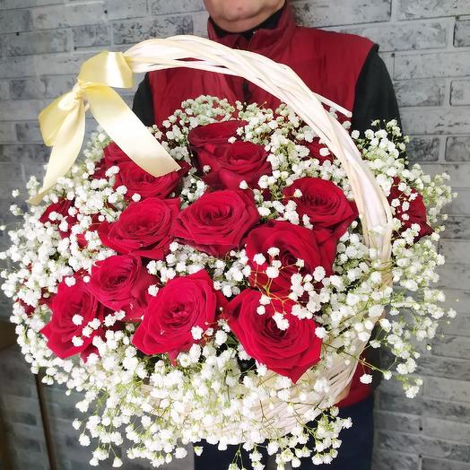 Букет номер 8: букеты цветов на заказ Flowwow