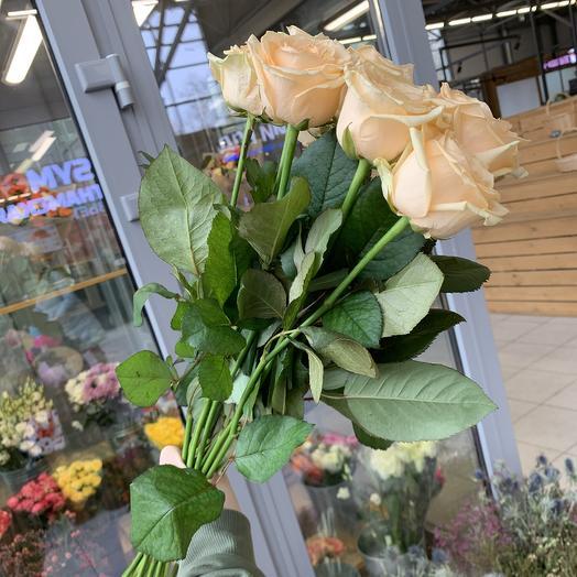 11 нежный роз: букеты цветов на заказ Flowwow