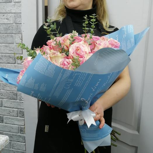 VIP Карнавал: букеты цветов на заказ Flowwow