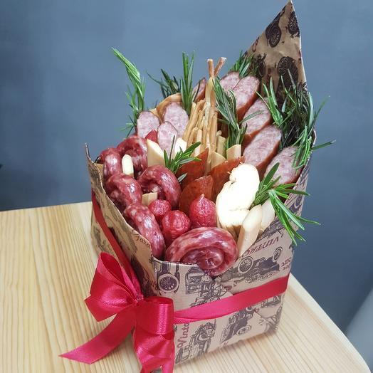 Бокс 9: букеты цветов на заказ Flowwow