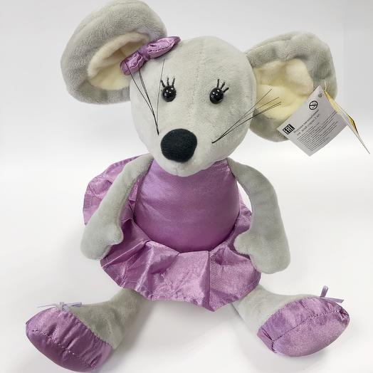 Мышка «милашка Сью»: букеты цветов на заказ Flowwow