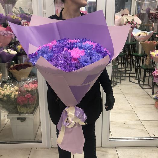 Букет Светофор: букеты цветов на заказ Flowwow