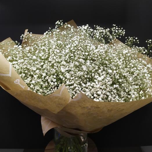 Букет-облако 90 см: букеты цветов на заказ Flowwow