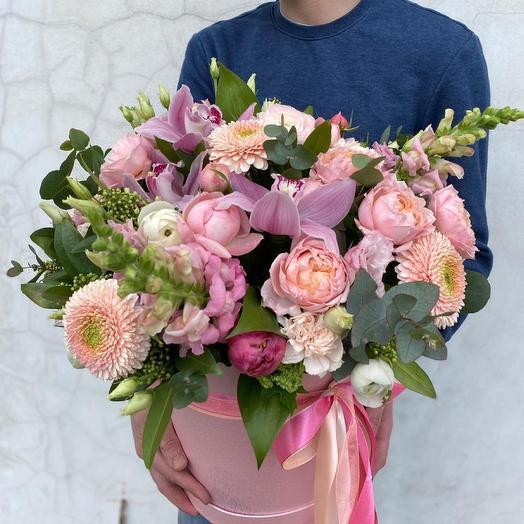 Шк02: букеты цветов на заказ Flowwow