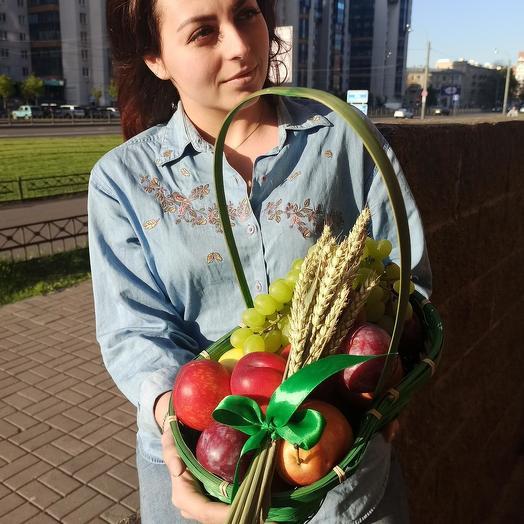 Корзинка фруктов 2,5 кг