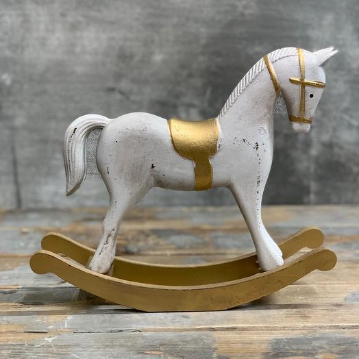 Деревянная игрушка «лошадка»