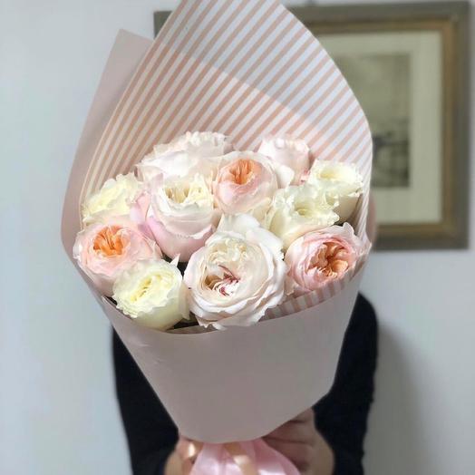 Букет цветов «Нежность чувств»