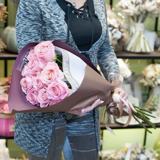 Букет из роз (11 роз)