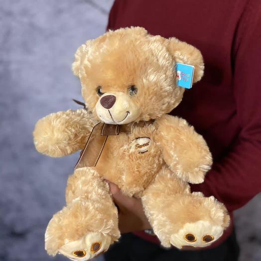 Медведь 30 см ( коричневый )