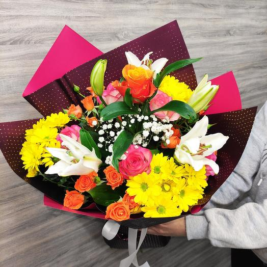 Автор Author's bouquet 💐