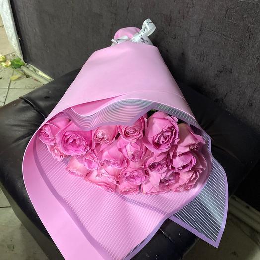 21 Пионовидная Роза