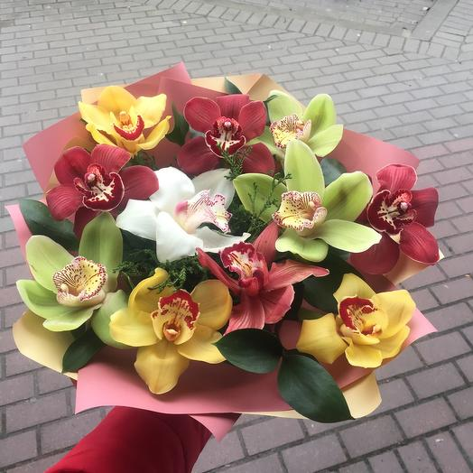 Орхидеи микс🔥