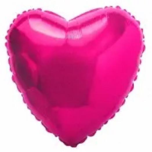 Шар Сердце, Пурпурный