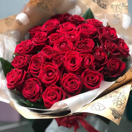 31 Роза Ред Наоми