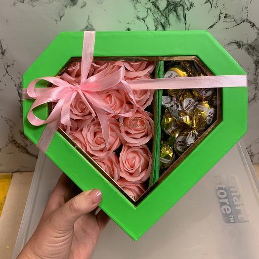 Подарочная коробка «Just for you