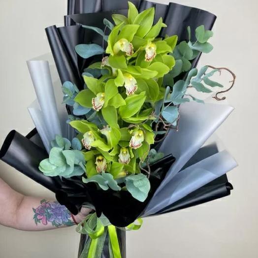 Орхидея цембидиум