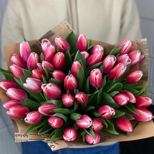 Тюльпанов рай
