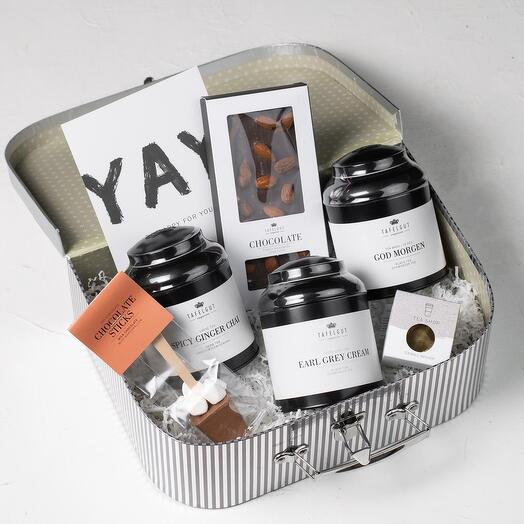 Набор Чай и сладости Tafelgut