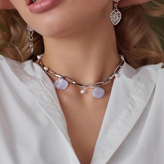 Колье Pearls