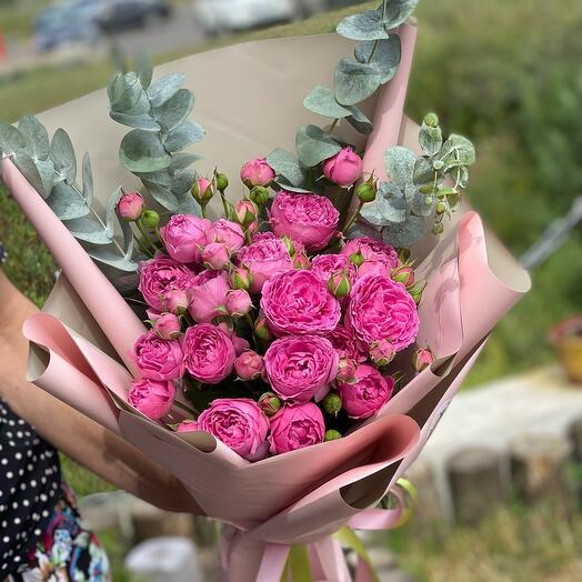 1 сентября(Роза пионовидная)