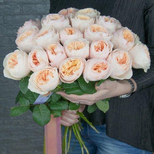 Juliet: букеты цветов на заказ Flowwow