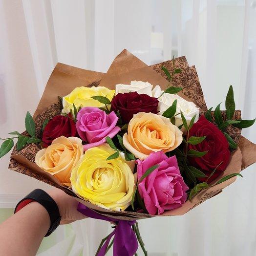 12: букеты цветов на заказ Flowwow