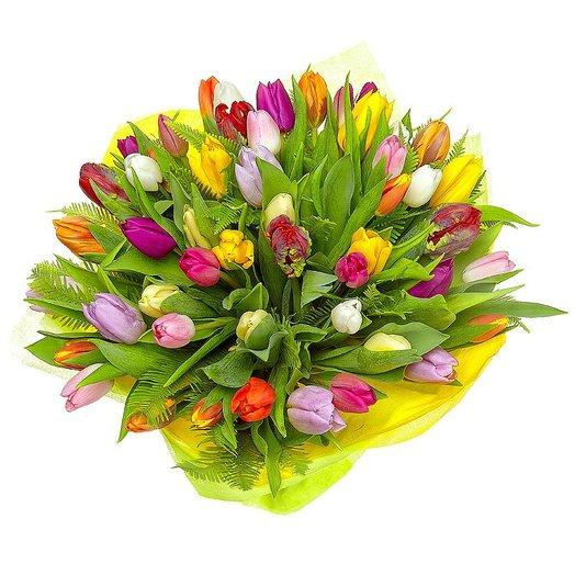 Букет тюльпанов Вентимилья