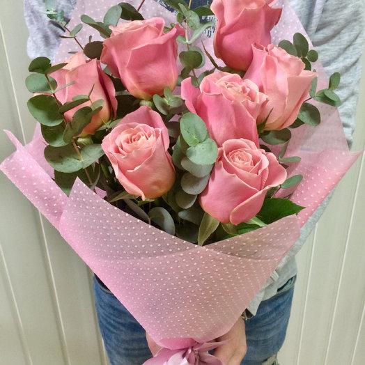 Букет из роз : букеты цветов на заказ Flowwow