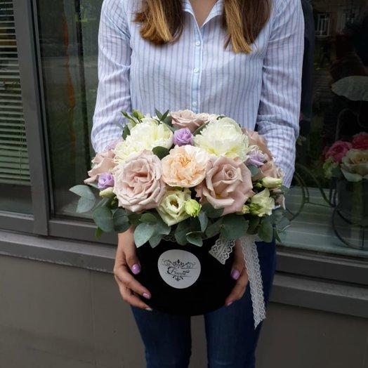 Пудровые оттенки: букеты цветов на заказ Flowwow