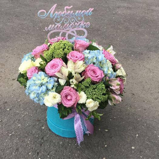 Чудное мгновенье: букеты цветов на заказ Flowwow