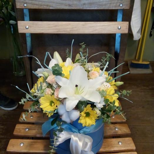 Сюрприз: букеты цветов на заказ Flowwow