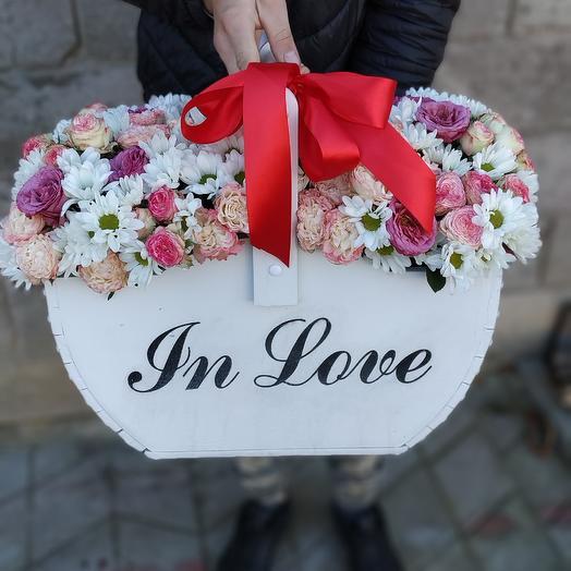 In Love: букеты цветов на заказ Flowwow