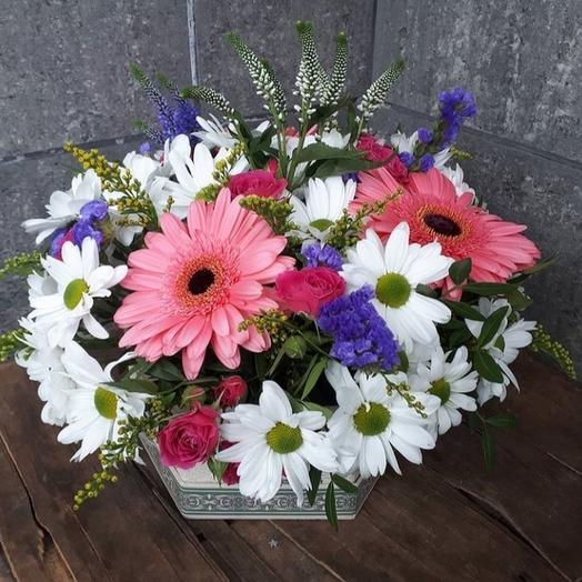 Вояж: букеты цветов на заказ Flowwow