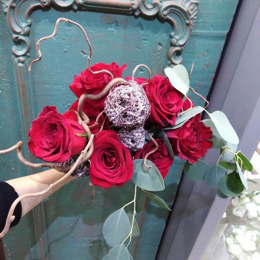 Раскидистый букет: букеты цветов на заказ Flowwow