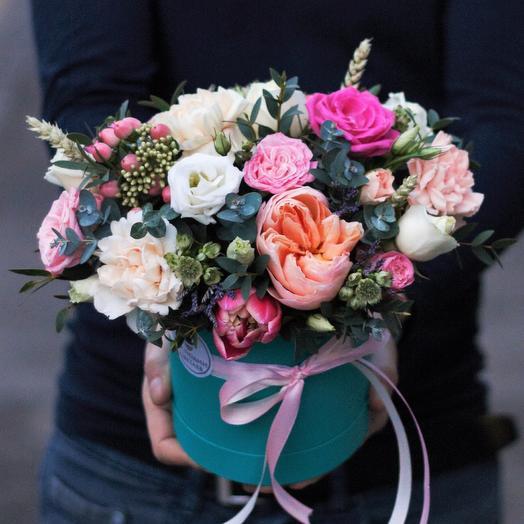 Яркая Джесси: букеты цветов на заказ Flowwow